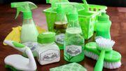 Un atelier bricolage pour fabriquer ses produits d'entretien!