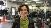 Olivia P'tito est la présidente de la coordination bruxelloise pour la valorisation des compétences
