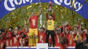 Malines bat Gand et conclut sa saison - sportive - de rêve en s'offrant la Coupe de Belgique
