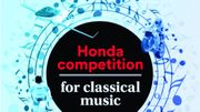 Honda Competition for Classical Music : Plein pot vers l'excellence