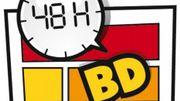 """L'opération """"48h BD"""" revient en Belgique pour la deuxième fois les 3 et 4 avril prochains"""