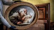 Un tableau disparu de Fragonard s'envole à 7,68millions d'euros aux enchères