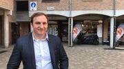 Nicolas Seguier, responsable sécurité à l'UCL sur le site de Woluwe-Saint-Lambert