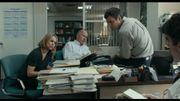 """Premières images de """"Spotlight"""" avec Mark Ruffalo et Michael Keaton"""