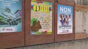 """""""La France est une chance"""", un argument des partisans du """"non"""""""