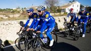 Quatre coureurs de Quick-Step Floors doubleront lors du week-end d'ouverture