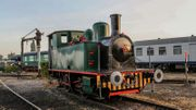 Remonter le temps dans une locomotive à vapeur à Mariembourg