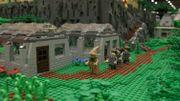 Une exposition Lego prendra ses quartiers au parc Mini World Lyon