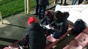 Les bureaux de l'Olympic de Charleroi perquisitionnés par le SPF Finances en plein match