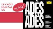 Thomas Adès dirige deux de ses œuvres avec l'Orchestre symphonique de Boston