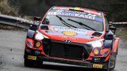 Thierry Neuville remporte le rallye de Sanremo