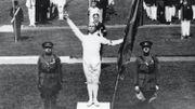 JO 1920: Et Victor Boin entra dans la légende olympique en prêtant le premier serment