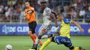 Le Standard partage contre Waasland-Beveren, Carcela exclu en fin de match