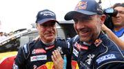 """Carlos Sainz s'offre un deuxième Dakar, """"une récompense magnifique"""""""
