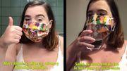 Le vlog de Malou en chansons - l'été avec un masque