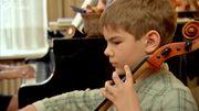 Il n'y a pas d'âge pour commencer le violoncelle..