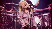 "Robert Plant chante ""Kashmir"""