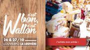 """Ce week-end, le Louvexpo à La Louvière accueille le salon """"C'est Bon, c'est Wallon"""""""