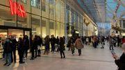 Fermeture des magasins en Allemagne et aux Pays-Bas: quel impact en Belgique?