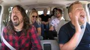 [Zapping 21] Un Carpool Karaoke très festif avec les Foo Fighters, Ed Sheeran et Bruno Mars