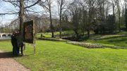 Un million et demi de bulbes ont été plantés dans le parc.