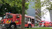 Plan d'urgence communal déclenché à Molenbeek suite à un incendie dans un immeuble à appartments