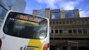 De Lijn prévoit une zone d'attente pour ses chauffeurs hors de la gare du Nord