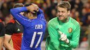"""Mignolet : """"Tous déçus de n'avoir pu jouer contre l'Espagne"""""""
