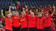 Coupe Davis : La Belgique sera tête de série N.2 pour l'édition 2018