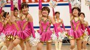 Au Japon, il n'y a pas d'âge pour devenir Pom-Pom Girl
