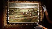 Un Van Gogh adjugé plus de 7 M d'euros à Paris