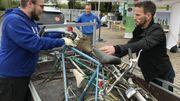 Collecte de vélos ce samedi 28 avril