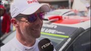 """Loeb : """"En performance, c'était bien.. mais je finis 5e, ce n'est pas extraordinaire"""""""
