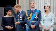 Le Prince Harry et Meghan Markle se retirent de la vie publique