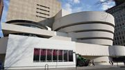 Musée Solomon R. Guggenheim par Frank Lloyd Wright, New York