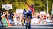 Van der Poel réussit ses débuts en Coupe du monde de Mountain Bike