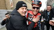 "Van Avermaet: ""Un sentiment incroyable"""