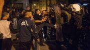 Tensions entre les rifains et les forces de l'ordre marocaines, mai 2017