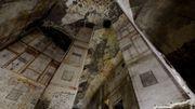 A Rome, des archéologues mettent au jour une salle deux fois millénaire à la Domus Aurea