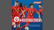 """Vivacité vous offre """"Red Together"""", la double compilation officielle de la campagne des Diables Rouges en Russie !"""