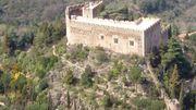 Les chasseurs de trésors et de fantômes en colère suite à la fermeture du Château de Castelnou