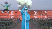La mode revient pour de vrai avec un défilé Louis Vuitton à Shanghai