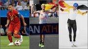 Qui sera le Sportif belge de l'année ? Eden Hazard, Koen Naert ou Bart Swings