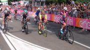 Gaviria remporte la 12ème étape du Giro, Dumoulin conserve le maillot rose