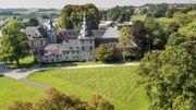 Pique-nique au Château de Bioul