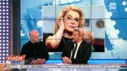 Slimane et Catherine Deneuve sont sur le banc des relookés !