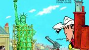 Les Aventures De Lucky Luke: Un Cow-Boy à Paris