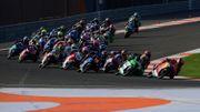 Moto 3 : Barry Baltus 17e du Grand Prix de Valence