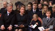 La famille royale belge