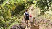 Organiser une randonnée en montagne avec vos enfants... et les détourner de l'iPad ?